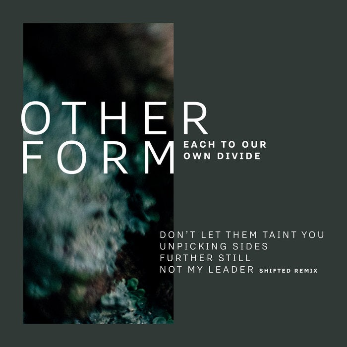 Each to Our Own Divide cover art